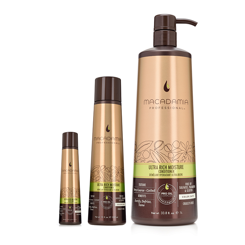Macadamia Professional Ultra-Rich-Moisture-conditioner
