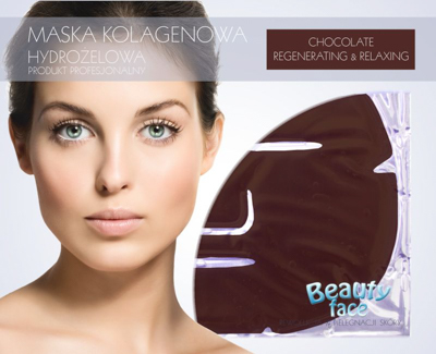 328016_BEAUTYFACE COLLAGEN FACE MASK PROFESSIONAL CHOCOLATE-9